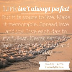 ✌Whether you're comfortable taking baby steps or giant leaps, the perfect life can be yours✌
