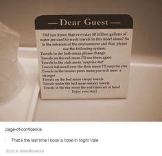 The comment at the end totally makes it. Smile @ Hyatt Regency Monterey #SmileAtHyattRegencyMonterey