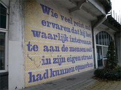 Scoopshot: De mooiste teksten op Rotterdamse muren [foto's] - Rotterdam - dichtbij.nl - Rotterdam-Centrum-Noord