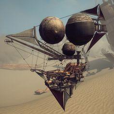 Galleon - Guns of Icarus Online Wiki - Wikia