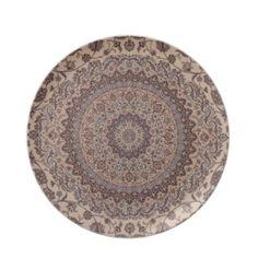 Vintage Persian design Dinner Plate