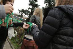 Dzień Zielonej Sznurówki :)