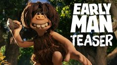 EARLY MAN | Official Teaser Trailer | In theaters January 2018