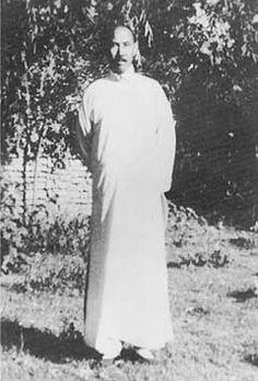 WANG Xiangzhai, founder of Yiquan.