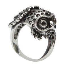 Owl Ring now featured on Fab.