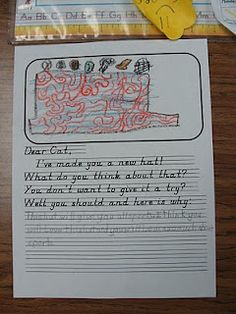 Cat in the Hat opinion writing