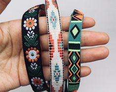 Bra Strap Handmade DesignCustomized Headband by MolyStory on Etsy Big Flowers, Fabric Flowers, Headbands For Short Hair, Fabric Headbands, Bra Straps, Handmade Design, All Design, Short Hair Styles, Etsy Seller