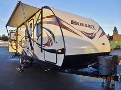 New 2015 Keystone RV Bullet 247BHSWE Travel Trailer at Blue Dog RV   Post Falls, ID   #150019
