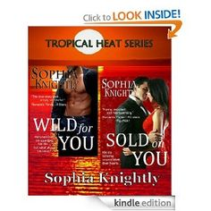 Only .99: Tropical Heat Series Box Set eBook: Sophia Knightly: Kindle Store