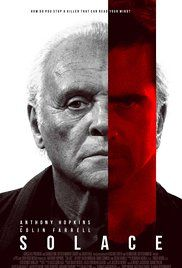 Watched Solace (12/31/16) - Love Anthony Hopkins