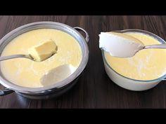 Τυροκομικά - YouTube Turkish Recipes, Ethnic Recipes, Raw Milk, Bon Appetit, Yogurt, Pudding, Healthy Recipes, Cheese, Homemade