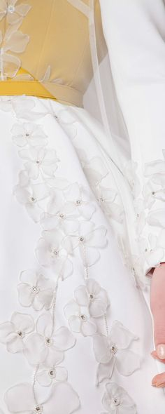 Azzi & Osta Printemps-été 2015 - Haute couture - http://fr.orientpalms.com/azzi-osta-5574