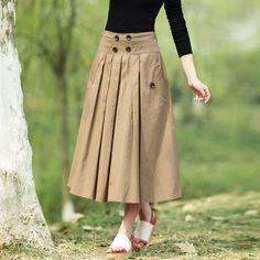 2013 nueva tendencia nacional vintage elegante del todo fósforo de expansión de media longitud de la falda señora bohemia falda larga de la mujer falda de algodón xxxl en Faldas de Moda y Complementos Mujer en AliExpress.com | Alibaba Group