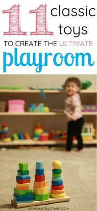 These 11 playroom ideas are must-haves for any tod�