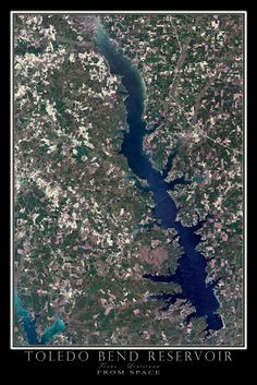 South toledo bend state park great outdoors pinterest for Toledo bend fishing map
