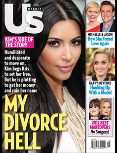 US Weekly magazine Kim Kardashian Best makeovers Katy Perry Michelle Williams Beauty Routine Planner, Korean Beauty Routine, Beauty Routines, Jason Kim, Hollywood Fashion, Hollywood Style, Michelle Williams, Young And Beautiful, Katy Perry