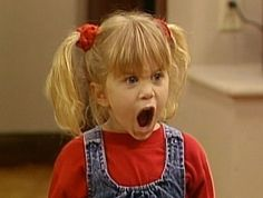 32 Amazing Full House GIFs Years ago, when the number of attendees at Living Proof Full House Memes, Full House Funny, Full House Quotes, Mean Girls, Full House Michelle, Stupid Memes, Funny Memes, Full House Tv Show, Michelle Tanner