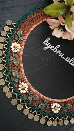Handicraft, Decorative Plates, Handmade Jewelry, Earrings, Accessories, Diy Kid Jewelry, Craft, Crochet Accessories, Amigurumi