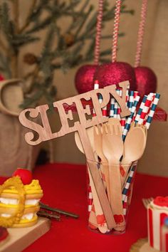 Snow White Woodland Party | CatchMyParty.com