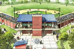 As fundraising for the Basketball Student-Athlete Development Center goes forward, additional funds will also be raised to upgrade the baseball, softball and soccer facilities at UConn.