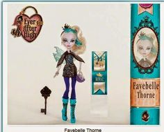 Claudette Violetta: Nueva Ever After High: Faybell Thorn