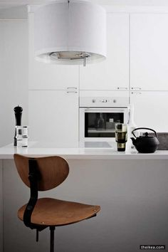 Kitchen Views - http://www.theikea.com/ikea-decoration-ideas/kitchen-views.html