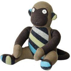 Cate and Levi Monkey Stuffed Animal