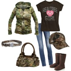 """Realtree Camo Wear"""
