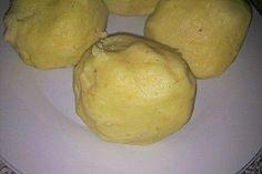 Einfache Kartoffelknödel nach Omas Rezept (Rezept mit Bild)   Chefkoch.de
