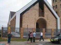DEDICAÇÃO DA NOVA IGREJA Paróquia SÃO JORGE CURITIBA-PR 17-06-2012