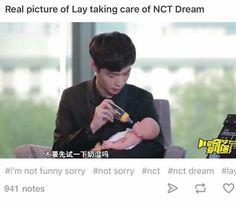 Lay & NCT Dream