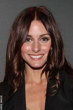 i always love olivia palermo's hair