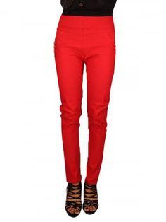 FEEROL JAG PANTS RED [FF0213-10002] - Rs399.00 : FEEROL FASHIONS, The Fashion Collection