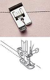 Janome - Accessories: Straight Stitch Foot