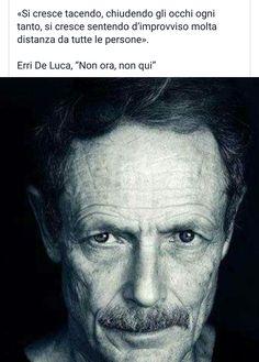 Non ora, non qui - De Luca