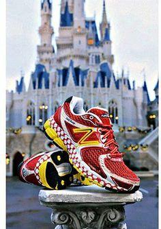 Run Disney New Balance Minnie Mouse Running Shoes