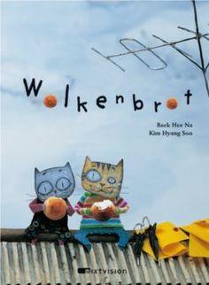 Baek Hee Na / Kim Hyang Soo: Wolkenbrot. Mixtvision Verlag. #bilderbuch Wolkenbrot essen, fliegen können.