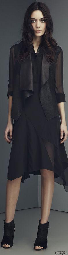 Elie Tahari Pre-Fall 2015 Fashion Show Elie Tahari, Fashion Show, Fashion Outfits, Fashion Design, Fashion 2015, Fashion Studio, Chic Outfits, Fashion Ideas, Winter Typ