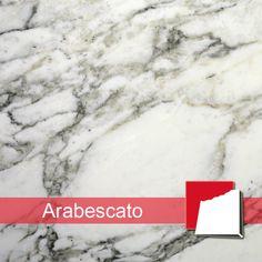 Arabescato, Carrara Marmor