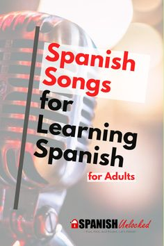 Spanish Music, Spanish Phrases, Spanish Vocabulary, Spanish Lessons, Teaching Spanish, Spanish 1, Spanish Classroom, French Lessons, Teaching French