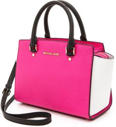 The Michael Kors bag is characterized by high quality and unique look. Description from interiordesignideasforhome.com. I searched for this on bing.com/images