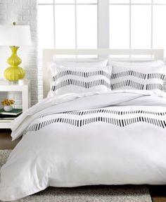 Westport Bedding, Zigzag Full/Queen Duvet Cover Set