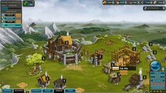 Kings & Warlords is a Facebook based, free to play, massively-multiplayer online strategy game (MMO), from Digital Chocolate.