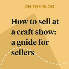 Craft Business, Creative Business, Credit Card Readers, Rooftop Wedding, Handmade Market, Craft Markets, Best Credit Cards, Lists To Make, Work Quotes
