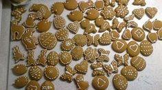 Recept - Perníčky ihned měkké Christmas Sweets, Gingerbread Cookies, Yogurt, Food, Gingerbread Cupcakes, Meals