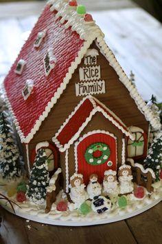 gingerbread house by Janny Dangerous