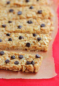 3-Minute High-Protein Granola Bars Recipe