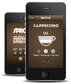 An app about coffee.