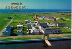 Louisbourg Fortress, Nova Scotia
