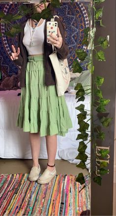 Hippie Outfits, Retro Outfits, Mode Outfits, Cute Casual Outfits, New Outfits, Summer Outfits, Fashion Outfits, Mode Indie, Mode Boho